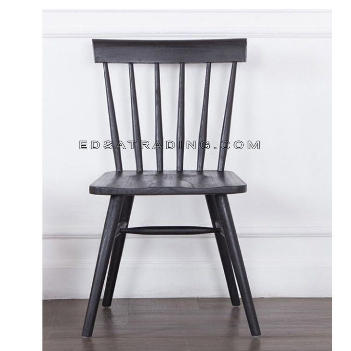 Windsor Rafter Wooden Dining Chair